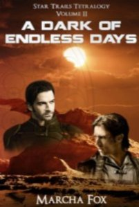 A Dark of Endless Days cover
