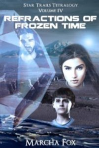 Refractions of Frozen Time cover